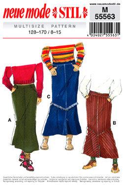 Neue Mode 55563neu