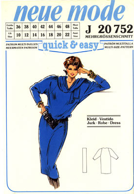 Neue Mode 20752neu