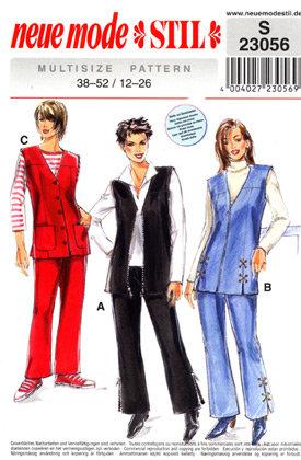 Neue Mode 23056neu