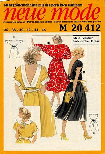 Neue Mode 20412neu