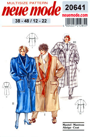 Neue Mode 20641neu
