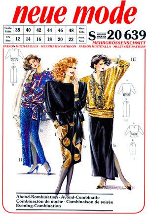 Neue Mode 20639neu