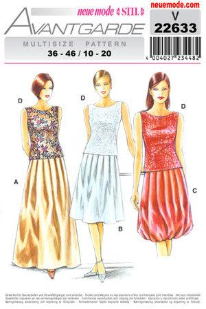 Neue Mode 22633neu