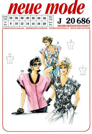 Neue Mode 20686neu