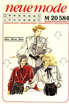 Neue Mode 20584neu