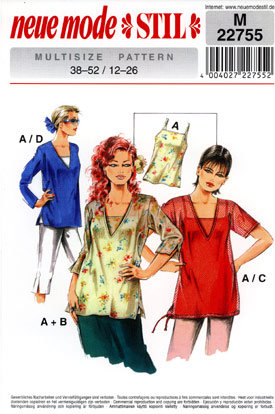Neue Mode 22755neu