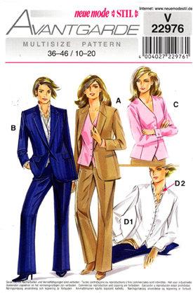 Neue Mode 22976neu