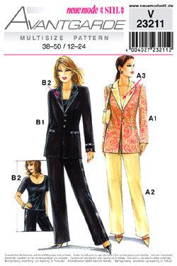 Neue Mode 23211neu
