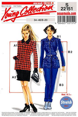 Neue Mode 22151neu