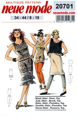 Neue Mode 20701neu