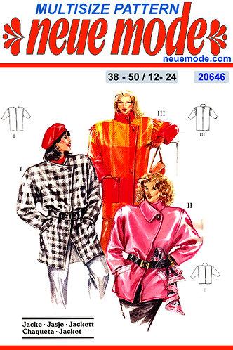 Neue Mode 20646neu