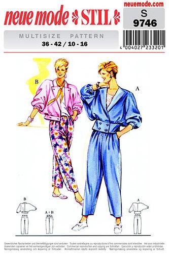 Neue Mode 9746neu