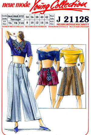 Neue Mode 21128neu