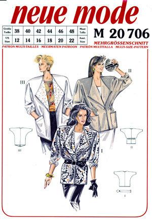 Neue Mode 20706neu
