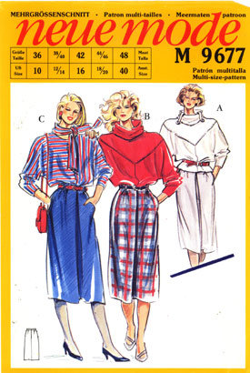 Neue Mode 9677neu