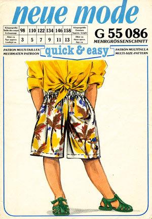 Neue Mode 55086neu