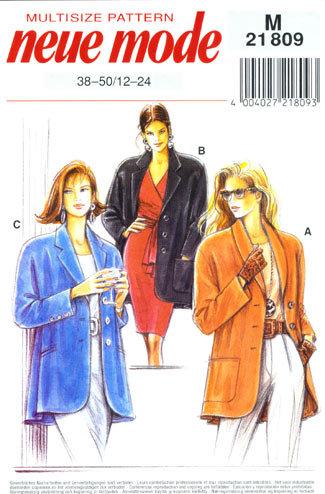 Neue Mode 21809neu