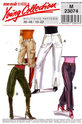 Neue Mode 23074neu