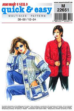Neue Mode 22651neu