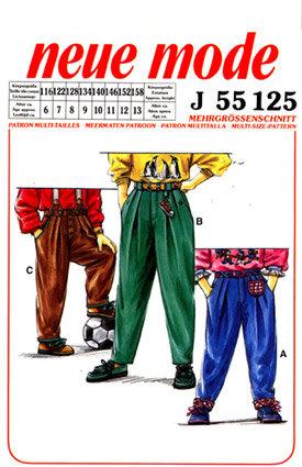 Neue Mode 55125neu