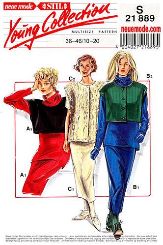Neue Mode 21889neu