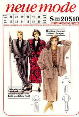 Neue Mode 20510neu