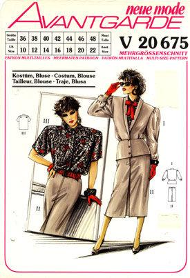 Neue Mode 20675neu