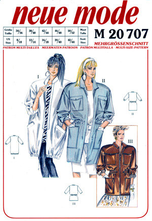Neue Mode 20707neu