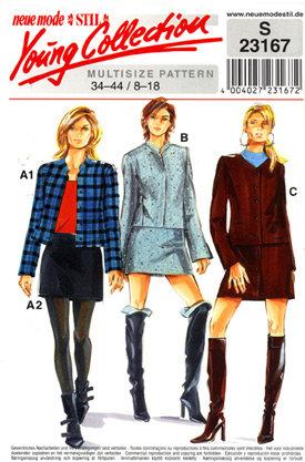 Neue Mode 23167neu