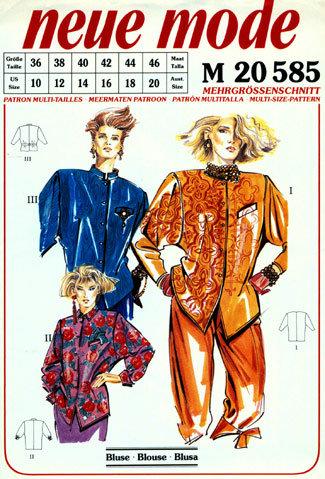 Neue Mode 20585neu