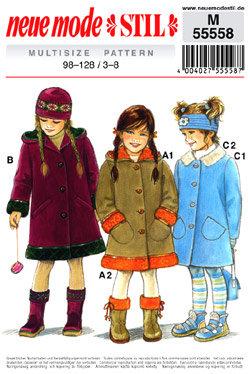 Neue Mode 55558neu