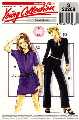 Neue Mode 22268neu
