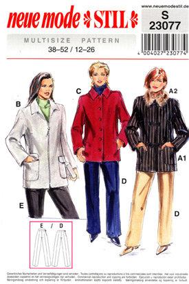 Neue Mode 23077neu