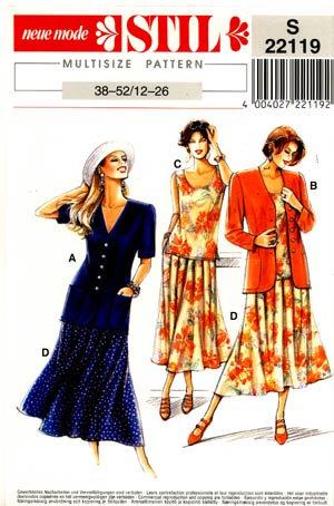 Neue Mode 22119neu