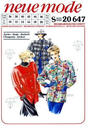 Neue Mode 20647neu