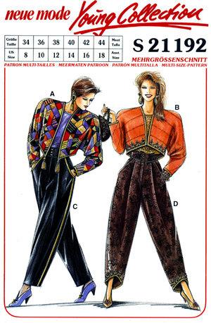 Neue Mode 21192neu