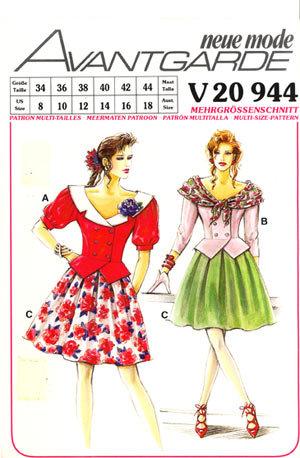 Neue Mode 20944neu