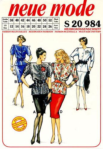 Neue Mode 20984neu