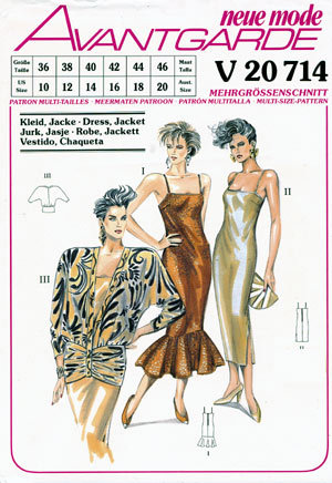Neue Mode 20714neu