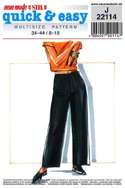 Neue Mode 22114neu