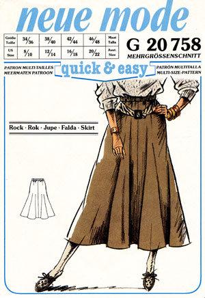 Neue Mode 20758neu