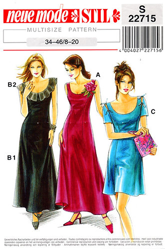 Neue Mode 22715neu