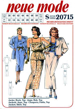 Neue Mode 20715neu