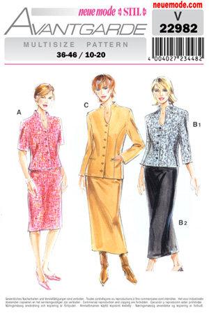 Neue Mode 22982neu