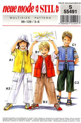 Neue Mode 55491neu