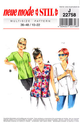 Neue Mode 22758neu