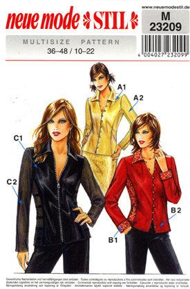 Neue Mode 23209neu