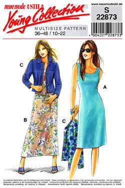 Neue Mode 22873neu