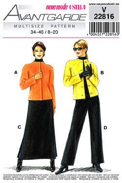 Neue Mode 22816neu