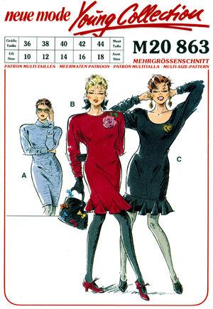 Neue Mode 20863neu